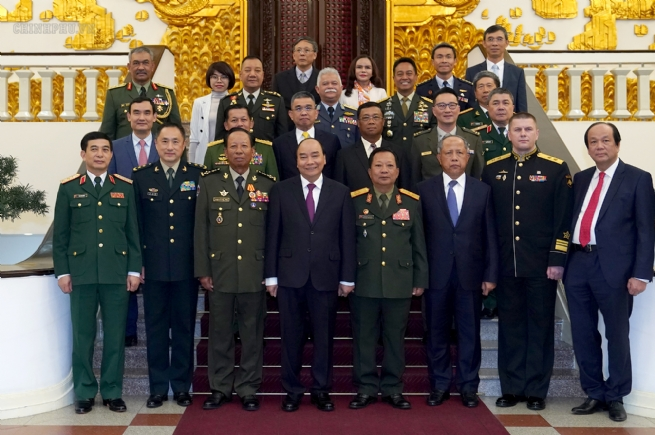 Fostering Friendship, Trust, Mutual Understanding of National Armies