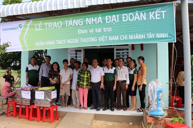 Vietcombank Tay Ninh Supporting Local Economic Growth