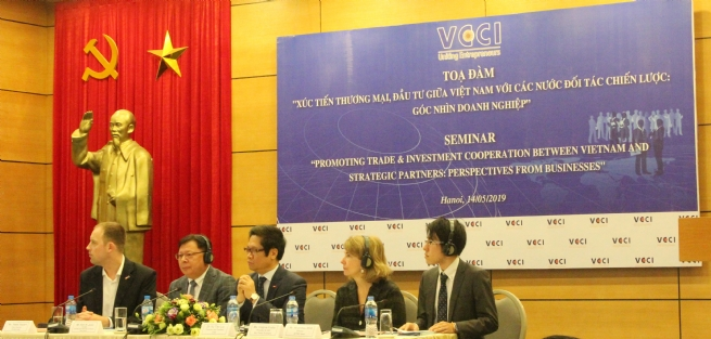 Placing Businesses as Core for Building Trade, Investment Promotion Mechanism