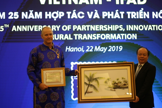 IFAD Committed to Continuing Partnership with Vietnam to Reduce Poverty