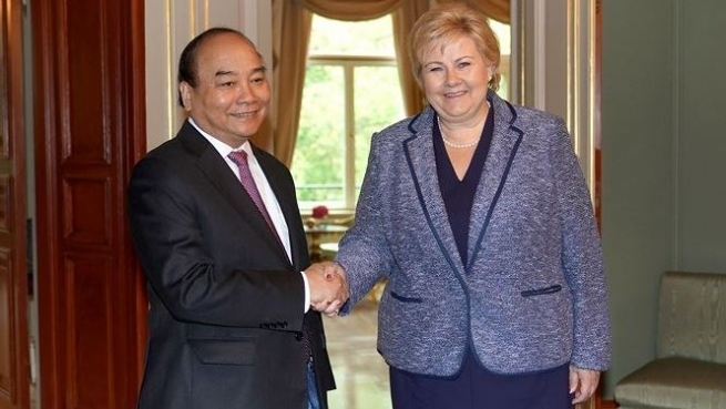 Vietnam-Norway Joint Statement