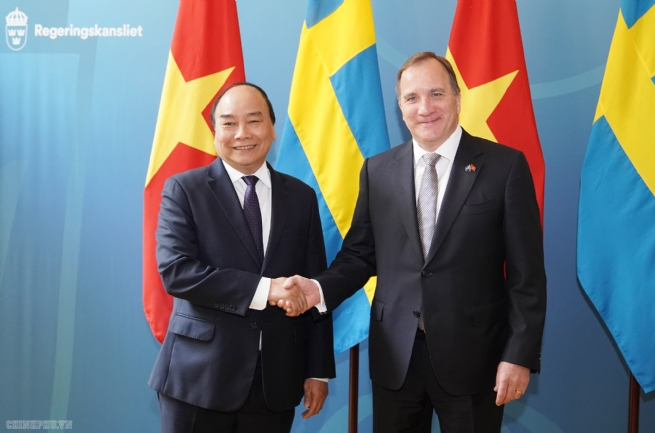 Trade, Investment Play Important Role in VN-Sweden Ties