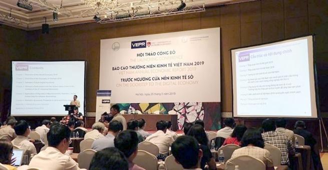 Vietnam's Economy Projected to Grow 6.81% in 2019: Report