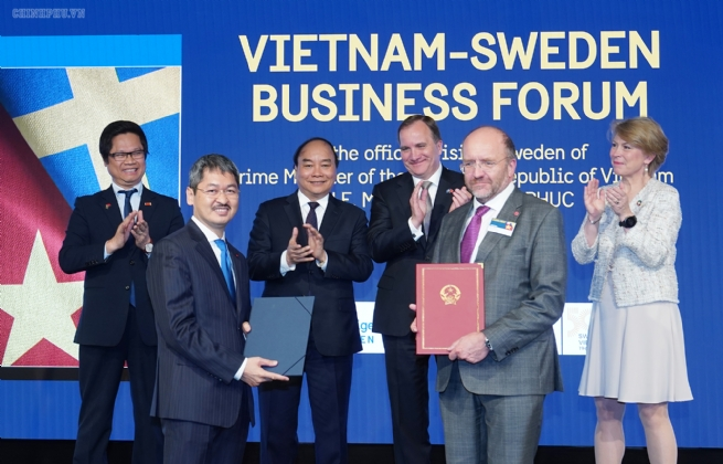 Vietnam Boosts Multifaceted Cooperation with Russia, Norway and Sweden