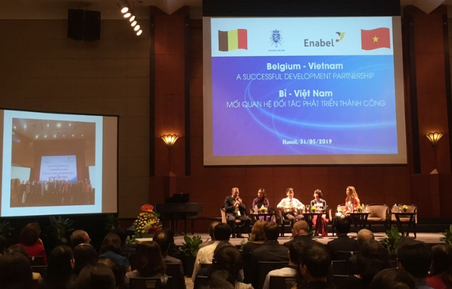 Vietnam – Belgium: Successful Development Partnership