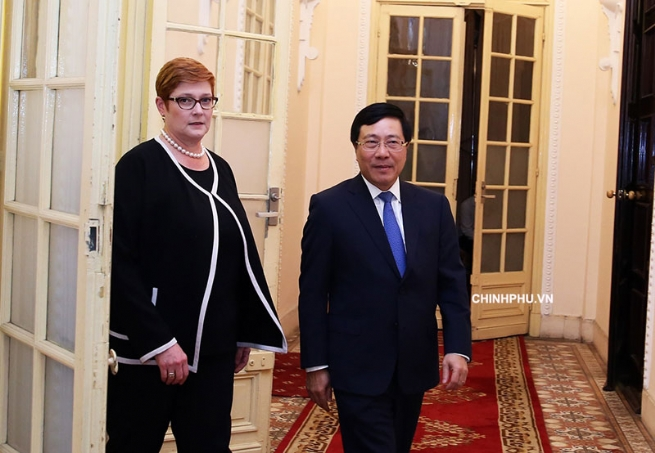 Australia Looks for Stronger Ties with VN Bilaterally and Multilaterally