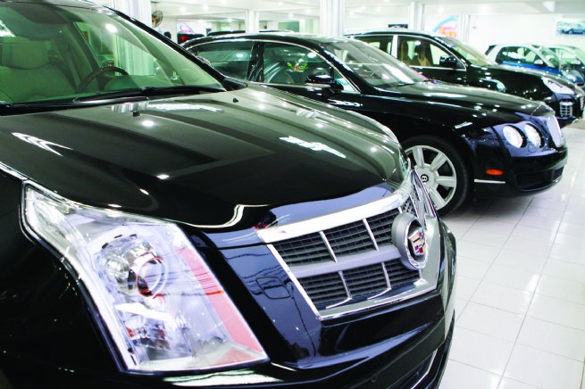 Tax Incentive Declaration for Imported Auto Parts by Businesses Checked