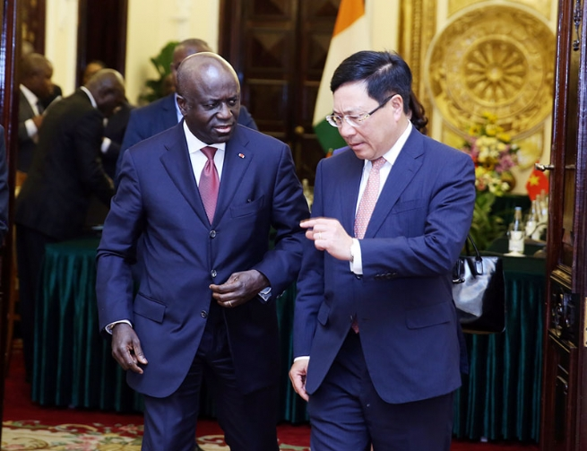 VN, Ivory Coast Vow to Deepen Bilateral Ties
