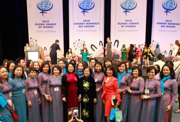 Open Opportunity from 2019 Global Summit of Women
