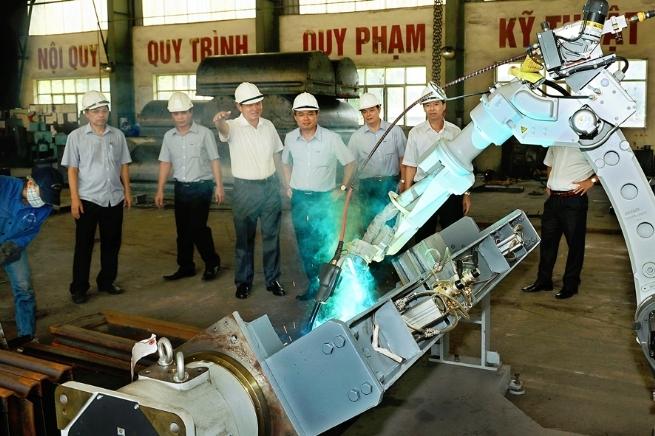 Mao Khe Mechanical JSC Achieving New Successes