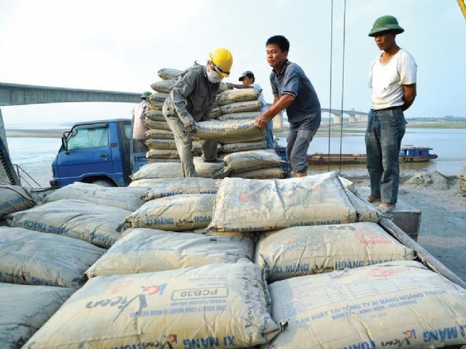 Exported Cement Free from Resources Ratio Statement