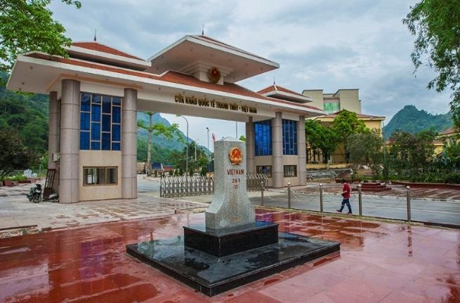 Khu kinh tế cửa khẩu tỉnh Hà Giang  Sức hút lớn với nhà đầu tư