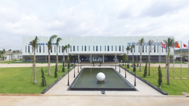 Phu My 3 Specialized Industrial Park: Focal Point of FDI Attraction to Ba Ria - Vung Tau Province