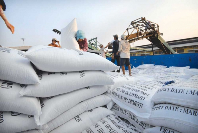 China No Longer an Attractive Rice Market for Vietnam
