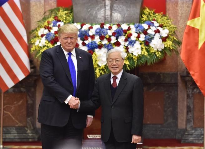 Major Milestones in Vietnam - U.S. Relationship