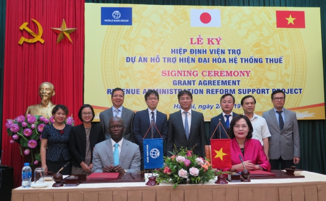 World Bank, Japan Support Vietnam to Improve Tax System Effectiveness