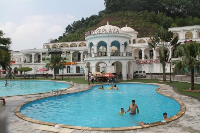 Sunrise Plaza: Premier Service - Entertainment Complex in Yen Bai