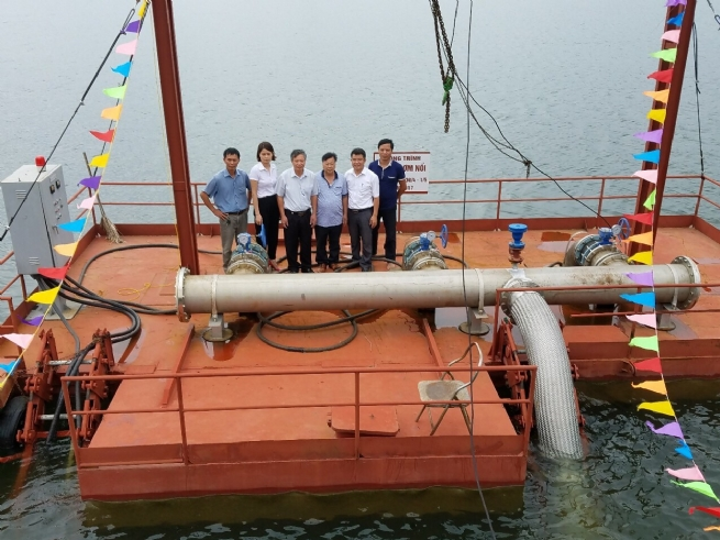 Yen Bai Water Supply and Construction JSC Ensures Water Supply for People