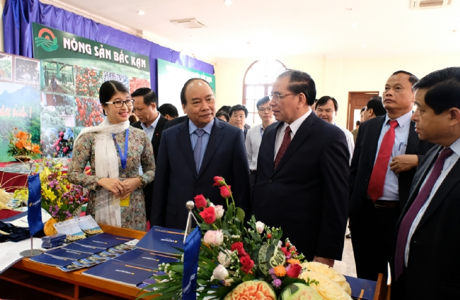 Bac Kan Determined to Create New Investment Impetus