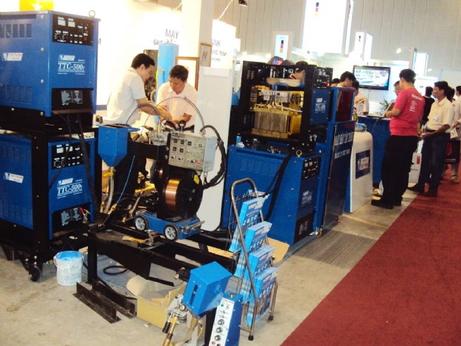 Tan Thanh Electromechanics Showcases Vietnamese Expertise in Welding, Cutting Industry