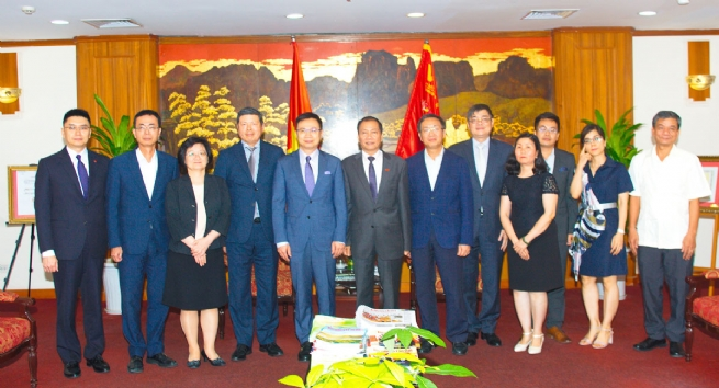 Taiwan Seeks Cooperation to Develop Smart Cold Chain System