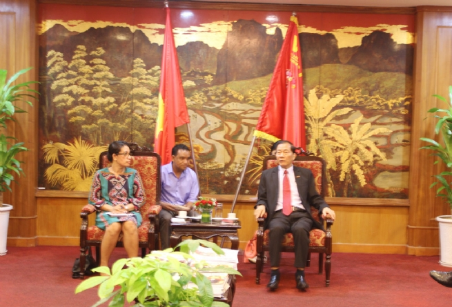 Cooperation Boosted to Support Vietnamese and Timor-Leste Businesses