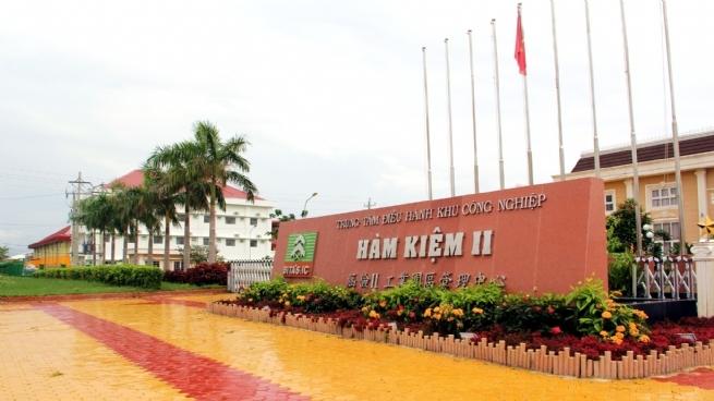 Ham Kiem II - Key Industrial Park of Binh Thuan Province