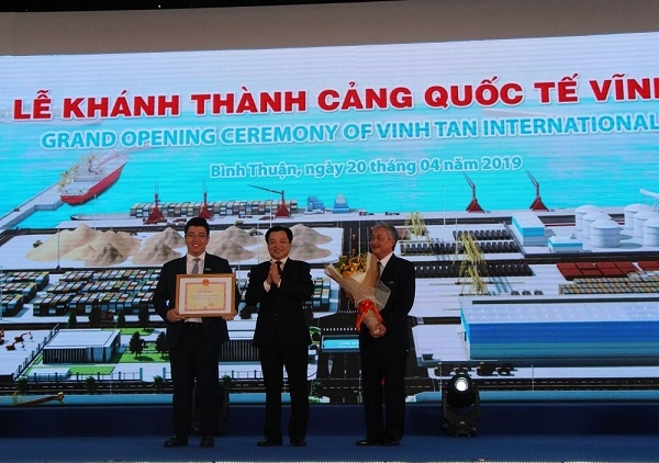 Tuy Phong Industrial Park - Preferred Destination of Investors