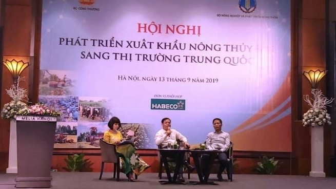 Vietnam Seeks to Boost Agricultural Exports to China