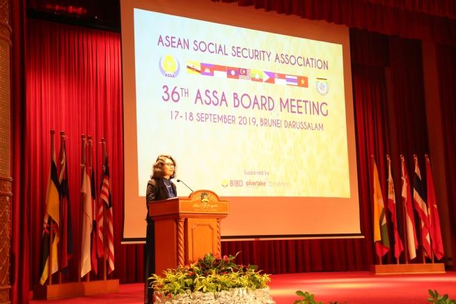 VSS Presents at 36th ASSA Board Meeting