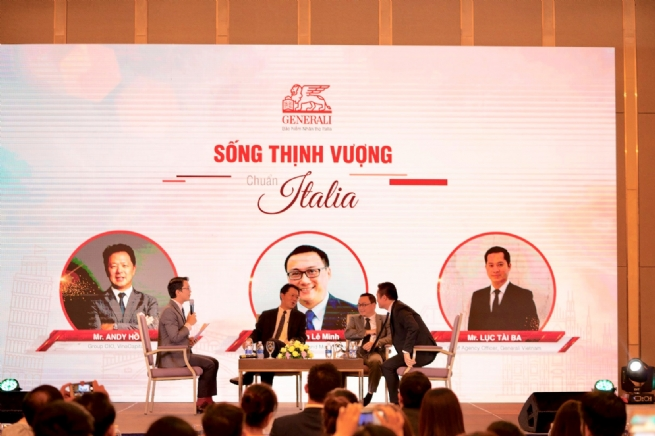"""Generali Vietnam Launches """"VITA – Live Prosperously"""" with Investment Funds Managed by VinaCapital, VFM"""