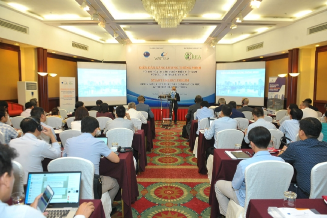 Smart Energy Forum Showcases Optimising Vietnam Power
