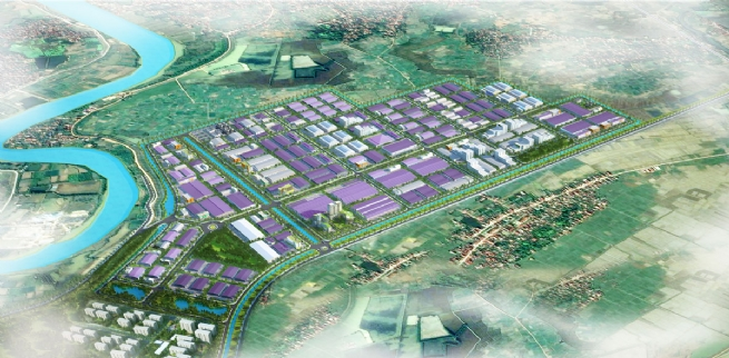Hoa Phu Industrial Park - Destination of Success!