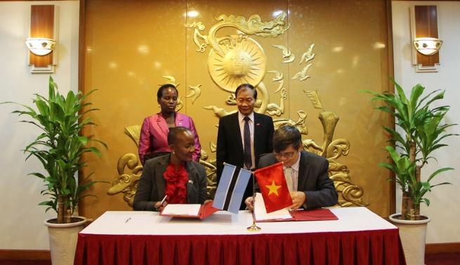 New Impetus for Vietnam-Botswana Business Cooperation