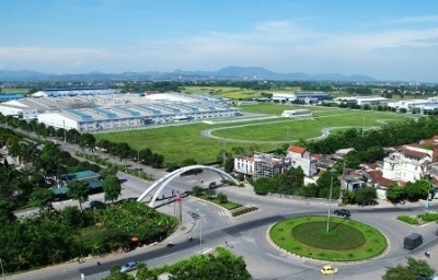 Investment and Project Deployment Surges in Vinh Phuc IPs in August 2019