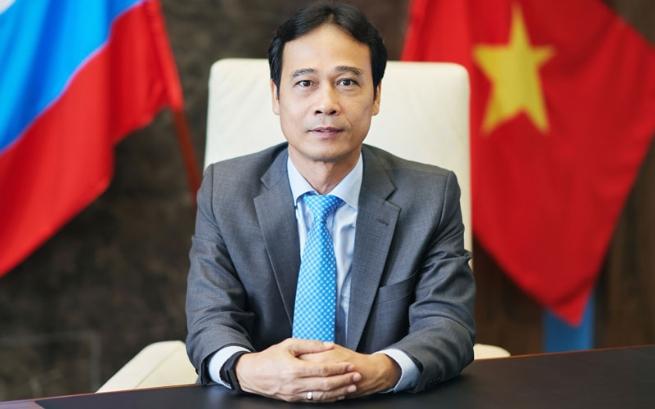 Vietsovpetro Glorifying Vietnam - Russia Friendship