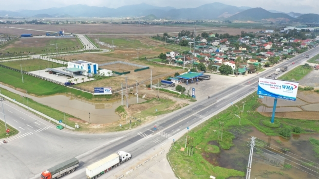 WHA Industrial Zone 1 - Nghe An Creating Fresh Impetus to Attract New Investment