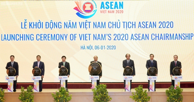 Resolve and Spirit of Vietnam