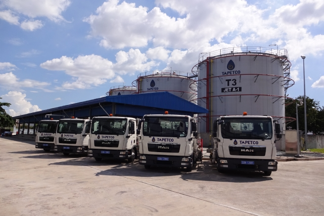 Tapetco - Leading Scientific and Technological Application to Aviation Fuel Supply Industry