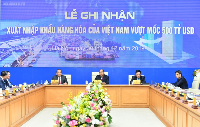 10 Outstanding Economic and Diplomatic Events of Vietnam in 2019