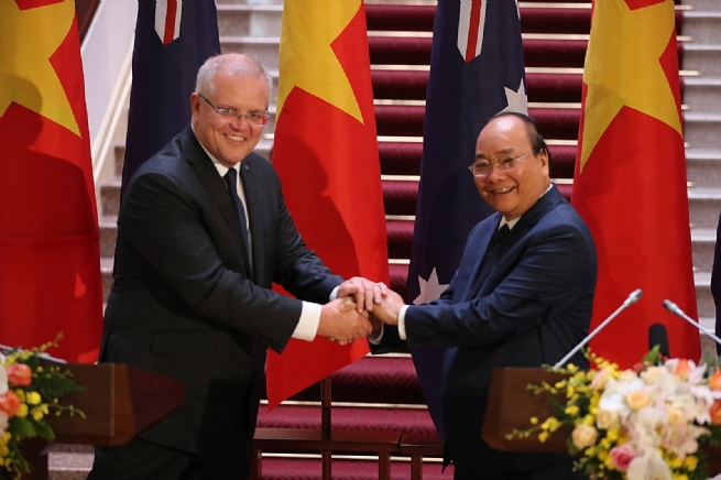 Australia Wants to Be Part of Vietnam's Enormously Bright Future