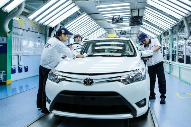 Creating Driving Force for Economic Growth