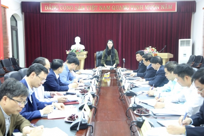Vinh Phuc Industrial Park Authority Effectively Draws Investors