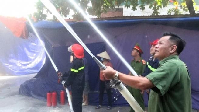 Strengthening Fire Prevention