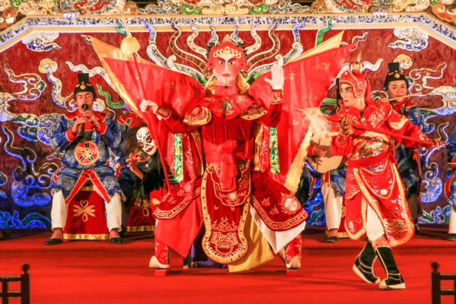 Revival of Hue Cultural Heritages: From Emergency Rescue to Sustainable Development