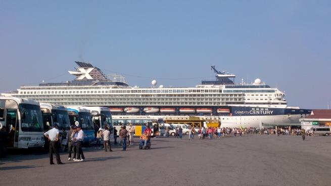 Uplifting the Capacity of Chan May International Seaport