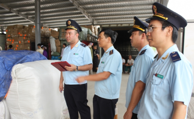 Quang Ninh Customs Completing Budget Collection ahead of Schedule