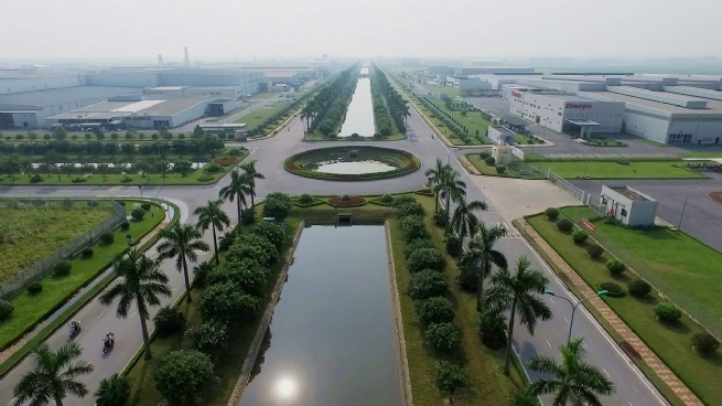 Eco-Industrial Parks: Sustainable Approach to Vietnam Industrial Development