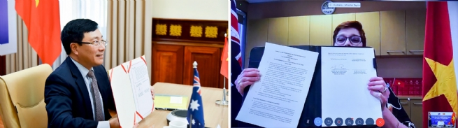 Australia Wants to Set Up Comprehensive Strategic Partnership with VN
