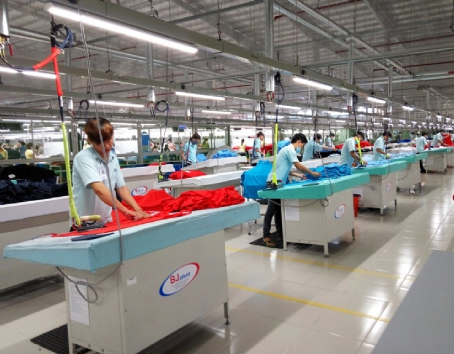 Supporting Businesses to Improve Product Capacity and Competitiveness
